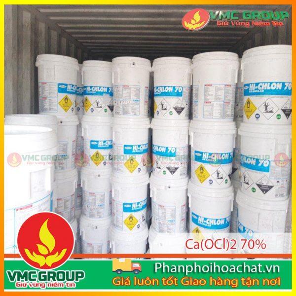 CLORINE NHẬT NIPPON 70% HCLC