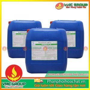 OXY GIÀ – H2O2 -HYDROGEN PEROXIDE HCLC