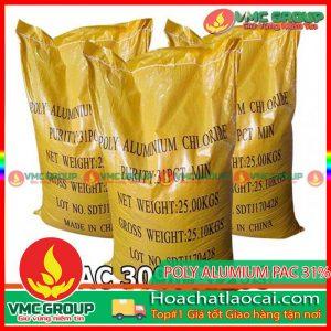 PAC 31% TQ POLYALUMINIUM CHLORIDE AL2O3 HCLC