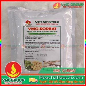 PHỤ GIA BẢO QUẢN VMC SORBAT- HCLC