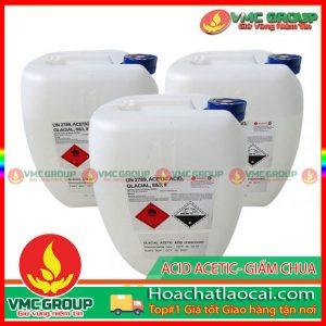 ACID ACETIC THỰC PHẨM – CH3COOH- HCLC
