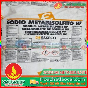 SODIUM METABISULFITE- HCLC