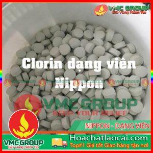 CLORIN NIPPON DẠNG VIÊN HCLC