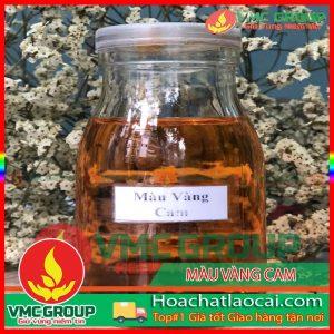 MÀU VÀNG CAM- SUNSET YELLOW- HCLC