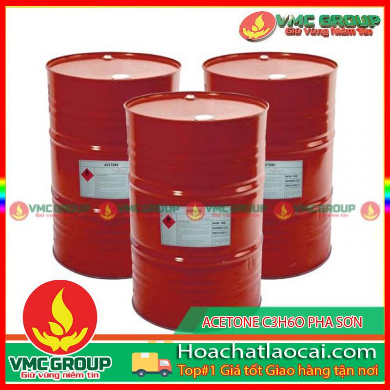 ACETONE C3H6O PHA SƠN HCLC