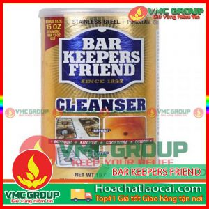 BAR KEEPERS FRIEND CLEANSER HCLC
