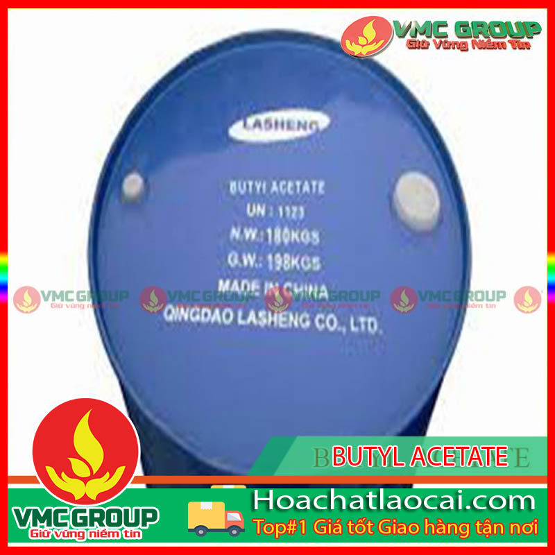 BUTYL ACETATE (BA) C6H12O2 HCLC