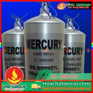 THUỶ NGÂN TRẮNG-HG-MERCURY HCLC