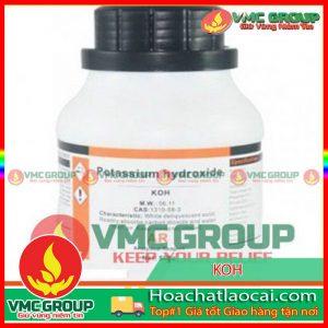 KOH 90% POTASSIUM HYDROXIDE HCLC