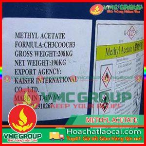 METHYL ACETATE C3H6O2 HCLC