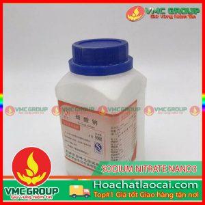 SODIUM NITRATE- NANO3 TINH KHIẾT HCLC