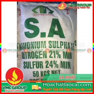 PHÂN SA – AMMONIUM SULPHATE NHẬT – (NH4)2SO4 HCLC