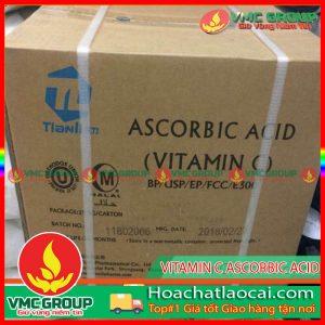 ASCORBIC ACID 99% – VITAMIN C THỰC PHẨM HCLC