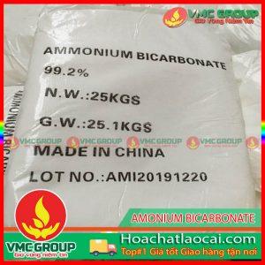 AMONIUM BICARBONATE (NH4HCO3) HCLC
