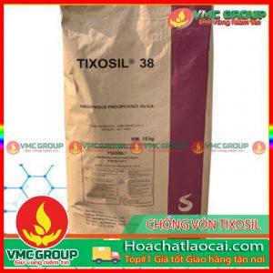 CHẤT CHỐNG VÓN THỰC PHẨM TIXOSIL 38 HCLC