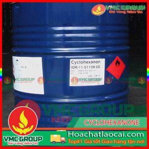 CYCLOHEXANONE (CYC, ANONE) C6H10O HCLC