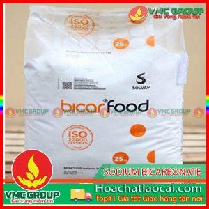 HÓA CHẤT THỦY SẢN NATRI BICARBONAT NaHCO3 HCLC