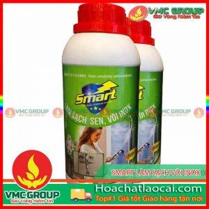 SMART TC-TẨY SẠCH SEN VÒI INOX- HCLC