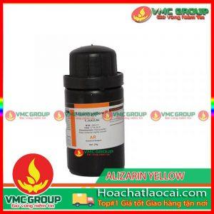 ALIZARIN YELLOW R – C13H8N3O5Na HCLC