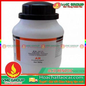 ACID BENZOIC – C6H5COOH HCLC