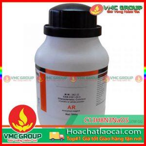 C13H8N3NaO5 – ALIZARIN YELLOW GG HCLC