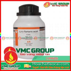 TARTARIC ACID – L(+)– C4H6O6 HCLC