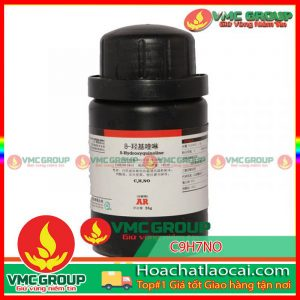DUNG MÔI 8- HYDROXYQUINOLINE – C9H7NO HCLC