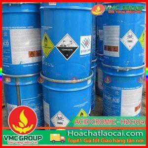 ACID CROMIC – H2CrO4 HCLC