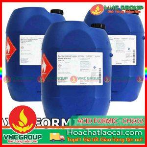 ACID FORMIC – CH2O2 – HCOOH HCLC