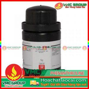 DUNG MÔI 1, 10 – PHENANTHROLINE – C12H8N2.H2O HCLC
