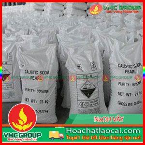 NAOH 98,5% XÚT VẢY TRUNG QUỐC HCLC
