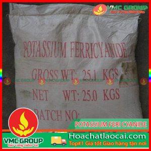 POTASSIUM FERI CYANIDE – K3Fe(CN)6 HCLC