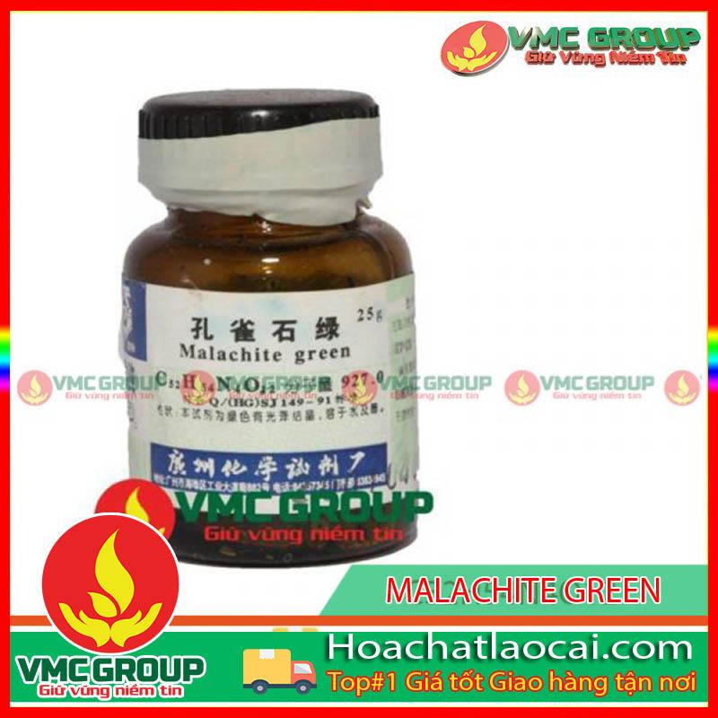 MALACHITE GREEN OXALAT – C52H54N4O12 HCLC