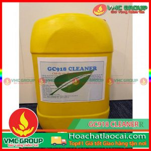 GC918 CLEANER- TẨY RỬA DẦU MỠ, VẾT BẨN TRONG NHÀ BẾP- HCLC