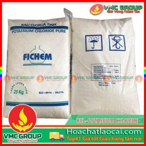 KCl – POTASSIUM CHLORIDE HCLC