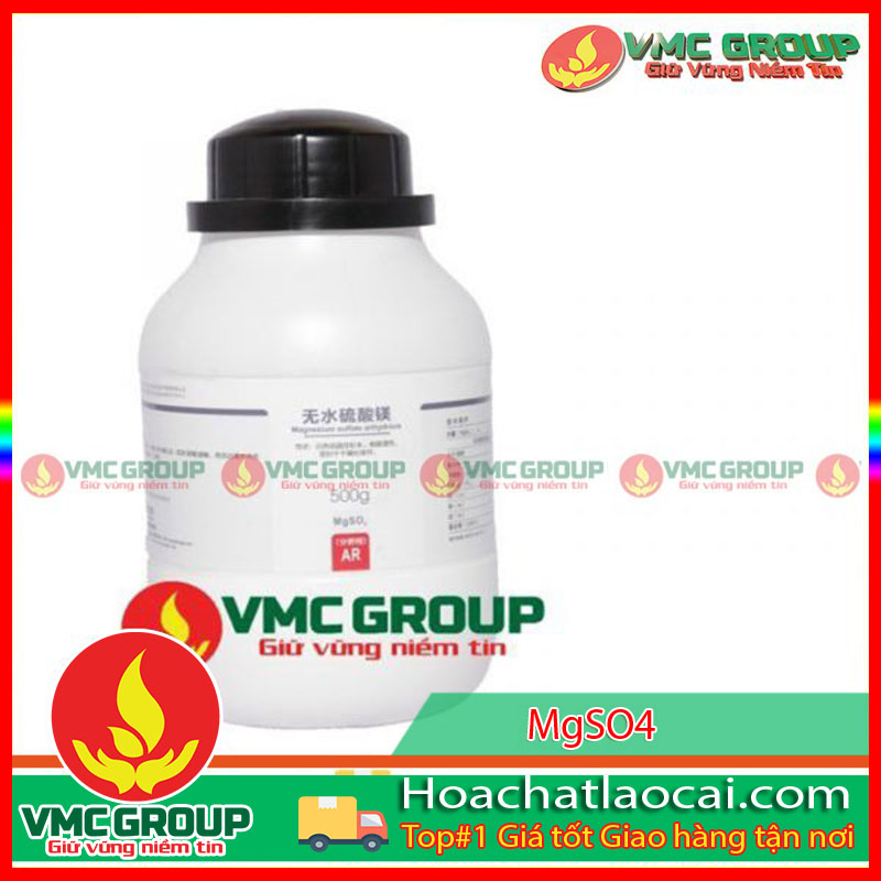 MAGNESIUM SULFATE ANHYDROUS – MgSO4 HCLC