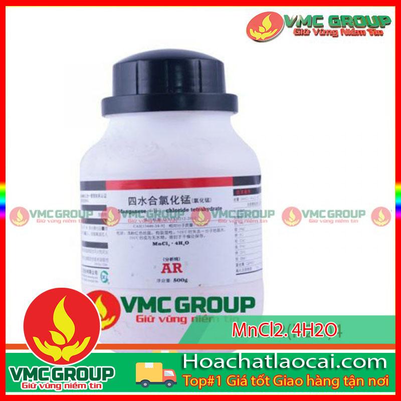 MnCl2(H2O)4 – MANGANESE (II) CHLORIDE TETRAHYDRATE HCLC