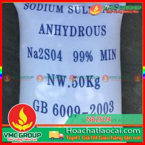 MUỐI SUNFAT NA2SO4 – SODIUM SULPHATE ANHYDROUS 99% HCLC