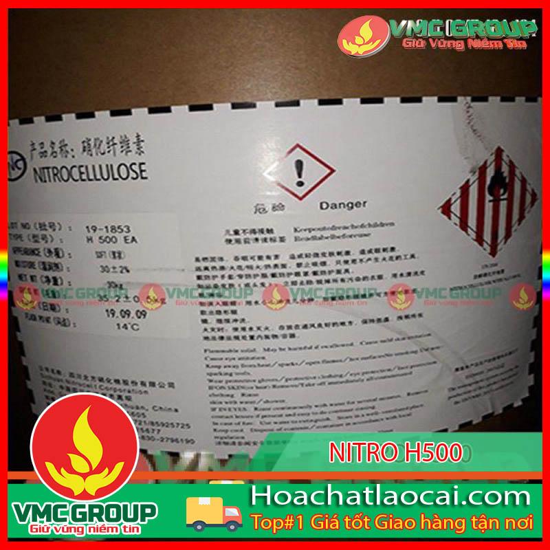 NITRO H500 SẢN XUẤT CỒN KHÔ HCLC