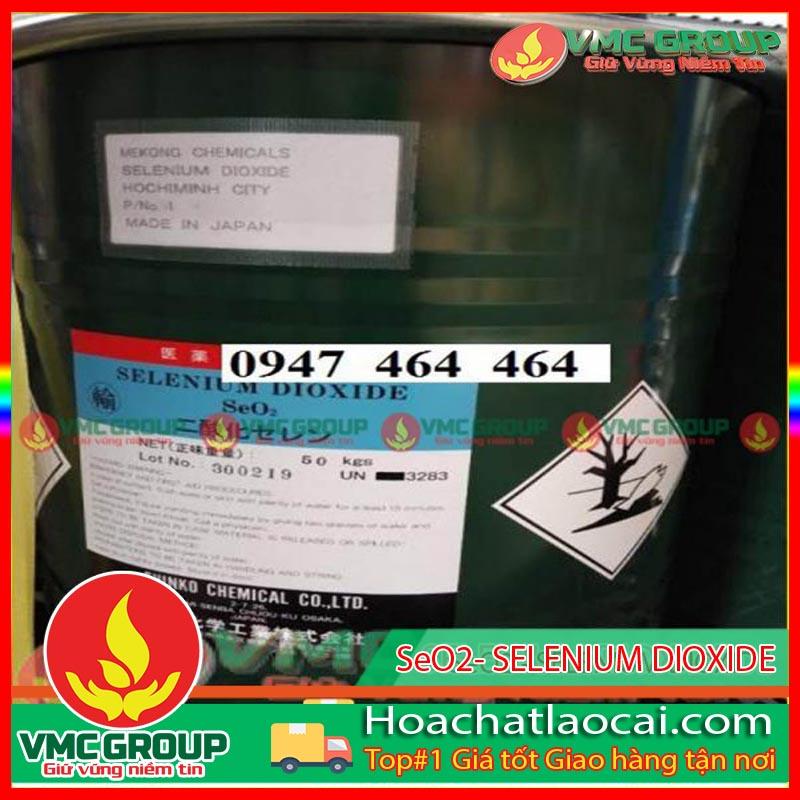 SeO2 – SELENIUM DIOXIDE HCLC