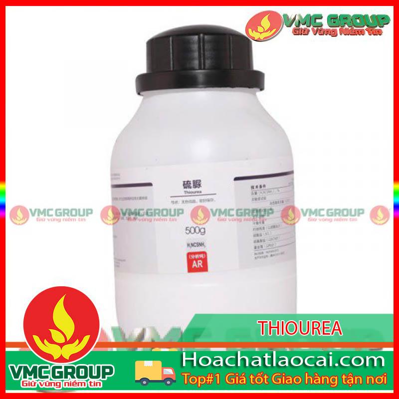 THIOUREA – H2NCSNH2 HCLC