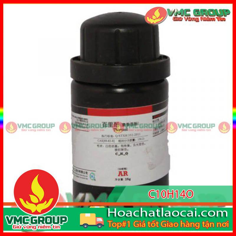 THYMOL – C10H14O HCLC