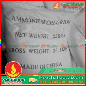 NH4Cl – AMMONIUM CHLORIDE HCLC