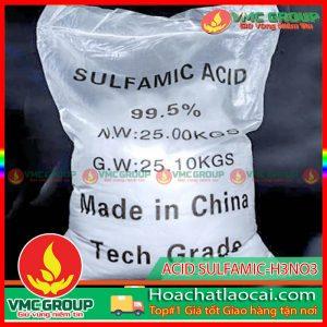 ACID SULFAMIC – H3NSO3 – SULFAMIC ACID HCLC