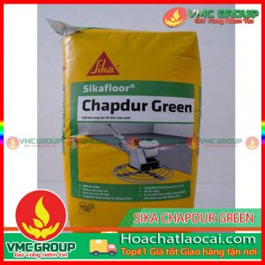 SIKAFLOOR CHAPDUR GREEN- HCLC
