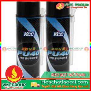 KEO BỌT NỞ KCC PU40- HCLC