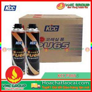 KEO BỌT NỞ CHỐNG CHÁY – KCC PU65- HCLC