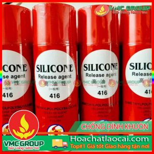 CHẤT CHỐNG DÍNH KHUÔN SILICONE RELEASE AGENTS- HCLC