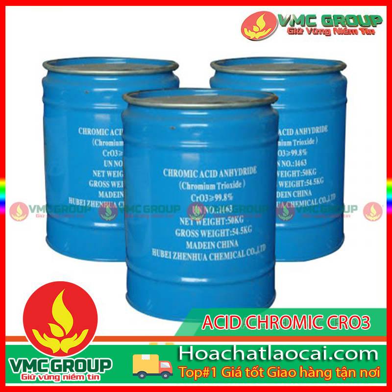 ACID CHROMIC CrO3 HCLC