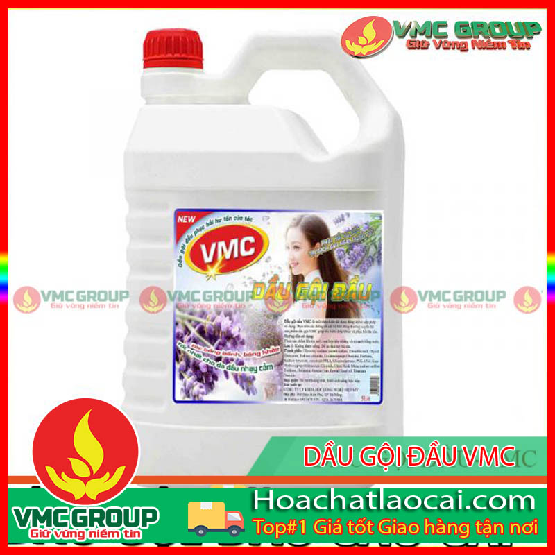 DẦU GỘI ĐẦU VMC- HCLC